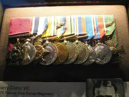 cator medals