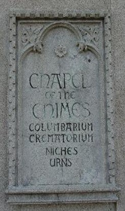 coppins grave