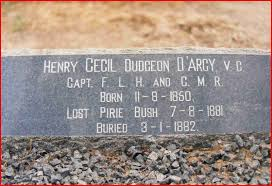 d'arcy grave
