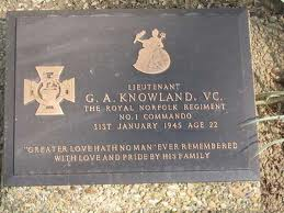 knowland grave