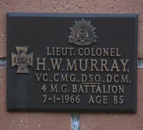 murray h grave