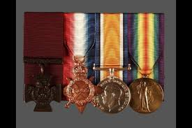 richardson j c medals