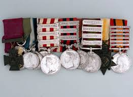 roberts frederick sleigh medals