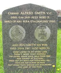 smith alfred grave