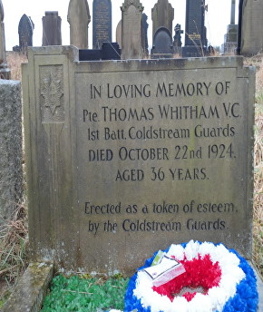 whitham grave