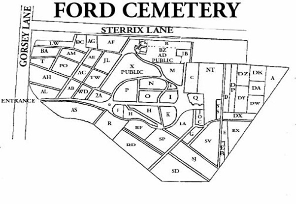 ford rc cemetery liverpool