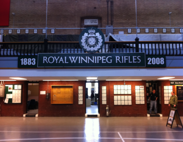 royal winnipeg rifles