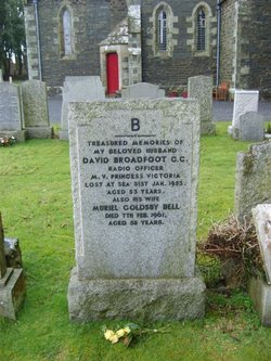 broadfoot grave