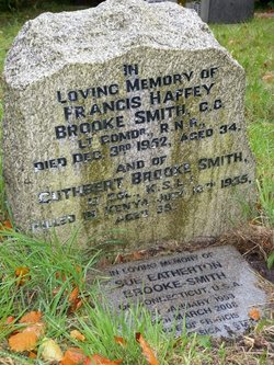 brooke-smith grave