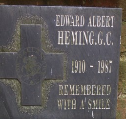333 Edward Heming GC