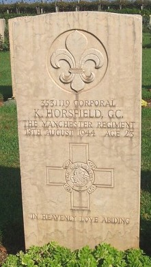 horsfield grave