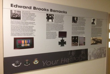brooks e barracks
