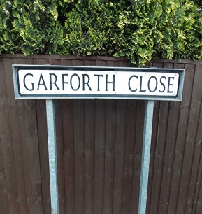 garforth close nottingham