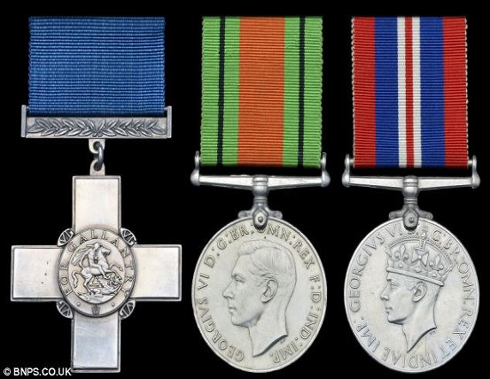 gibson medals