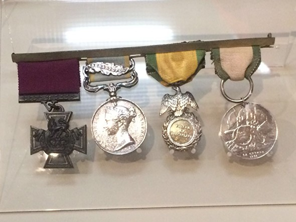 smith p medals