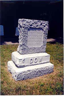 DOW G P GRAVE