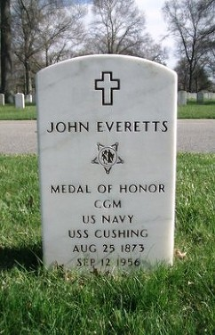 everetts grave