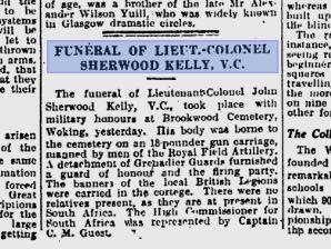 sherwood kelly funeral clipping