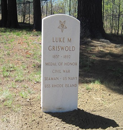 GRISWOLD GRAVE