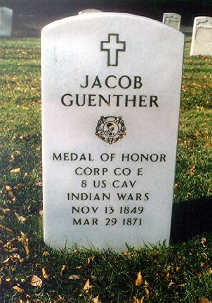 gunther grave