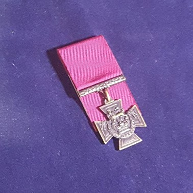 weathers medal