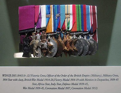 WOOLLEY MEDALS