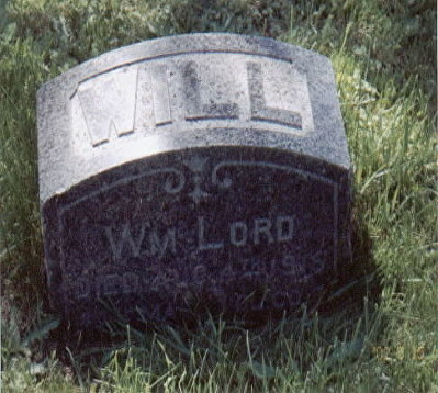 LORD W GRAVE
