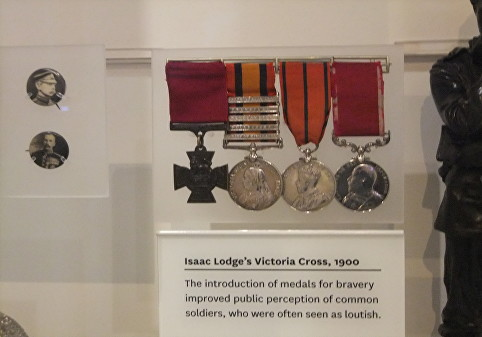 lodge i medals nam