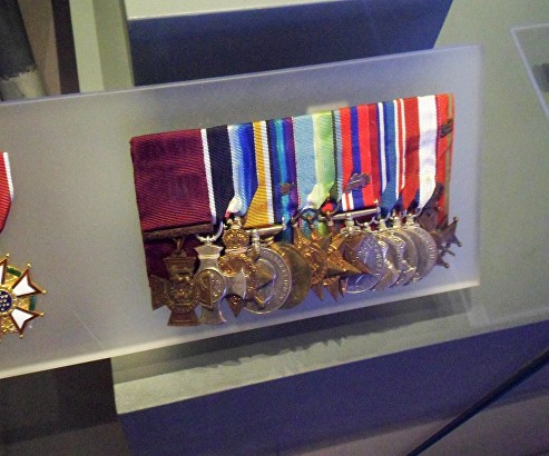 crutchley medals