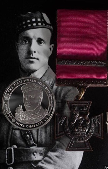 chavasse coin