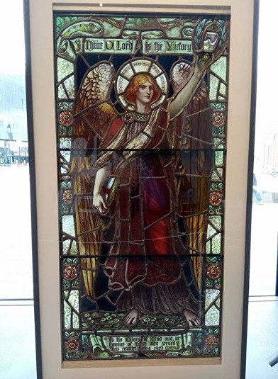 chavasse stained glass museum of liverpool