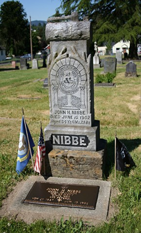 nibbe grave