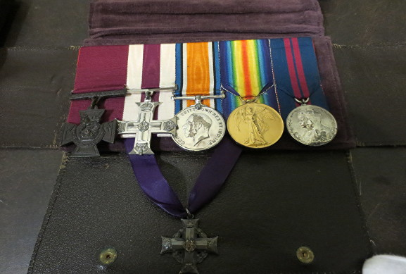 Brillant's medals 1