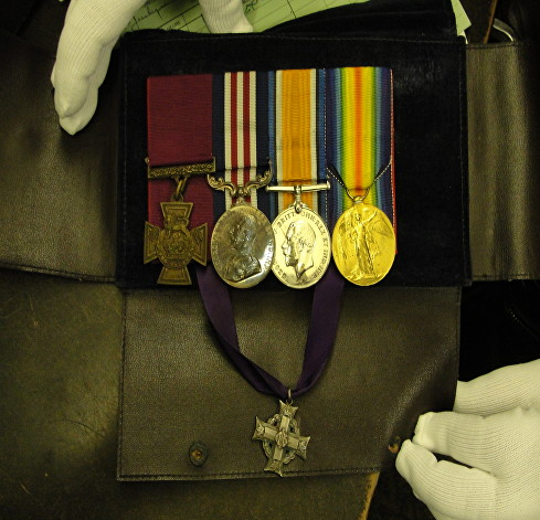 Kaeble's medals 1