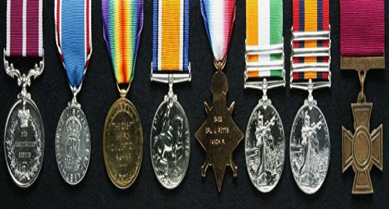 pitts medal group reverse
