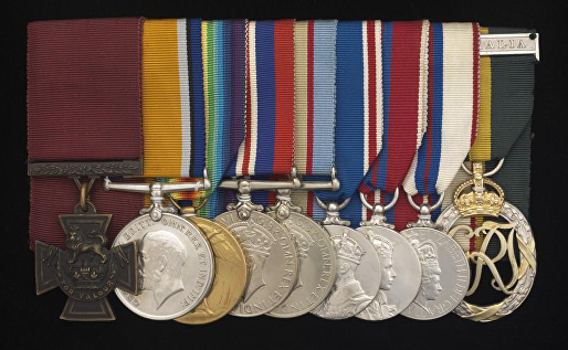 cartwright medals
