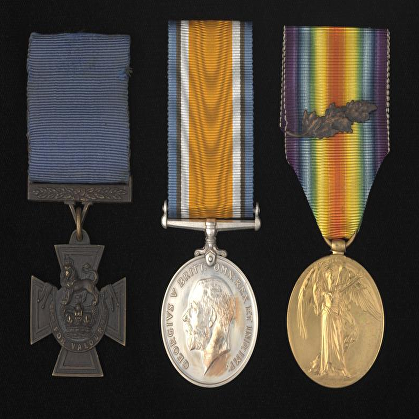 cornwell medal group