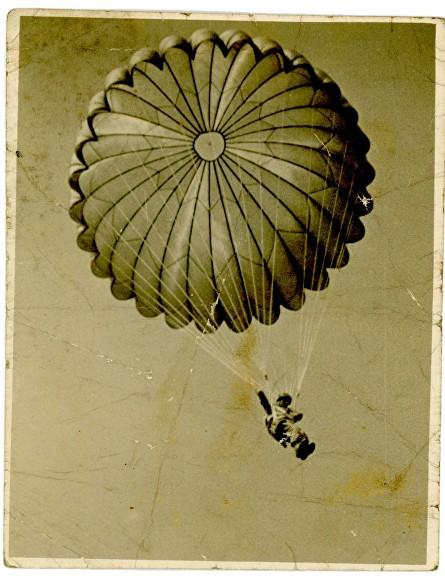 kenneally first parachute jump sk