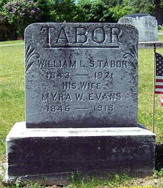 tabor grave