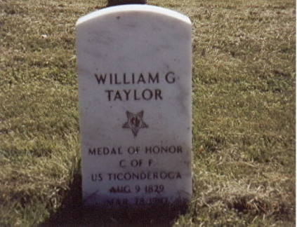 TAYLOR W G GRAVE