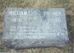 TOOMER GRAVE