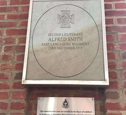 smith alfred stone guildford