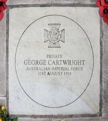 cartwright vc stone