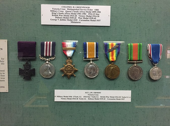 ormsby medals th