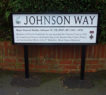 johnson d way church crookham cp