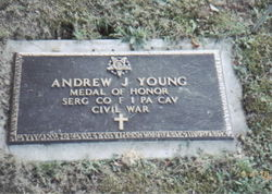 YOUNG A J GRAVE