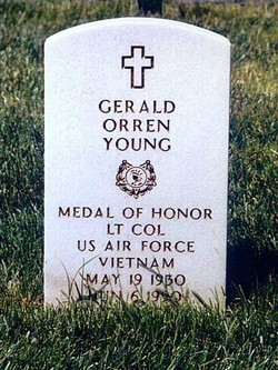 young g o grave