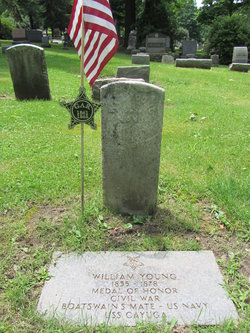 YOUNG W GRAVE