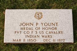 YOUNT GRAVE